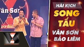 VÂN SƠN #35 Hài Kịch Tình người viễn xứ   Song Tấu    VÂN SƠN & BẢO LIÊM