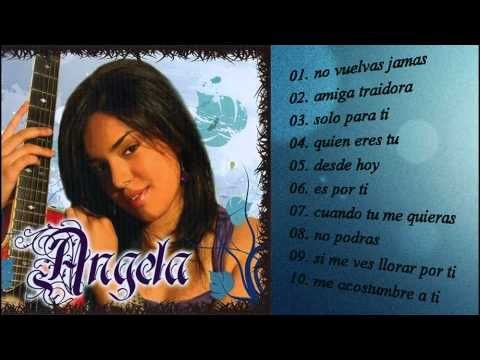 Angela Leiva   1er Album 2009 Cd Completo)