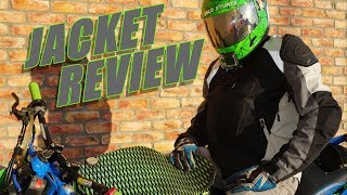 Viking Cycle Asger Motorcycle Jacket Review