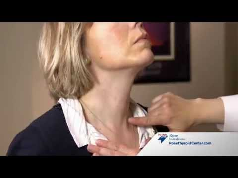 How to do a Thyroid Self-Check
