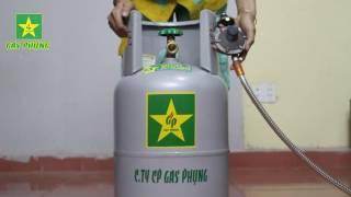 Cách lắp đặt và sử dụng gas an toàn - Gas Phụng
