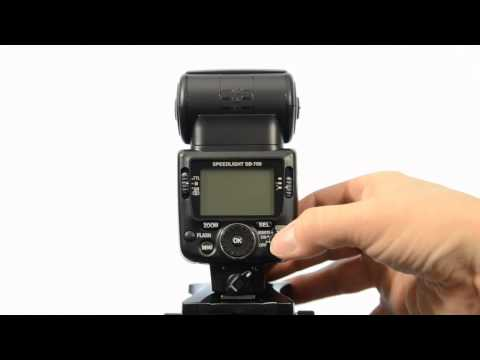 Nikon SB-700 : The Basics... a Guided Tour of the Nikon SB-700 Speedlight Flash