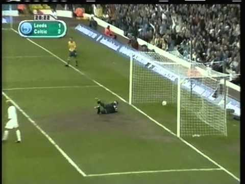 2002 (May 7) Leeds United (England) 1-Celtic Glasgow (Scotland) 4 (Gary Kelly Testimonial)