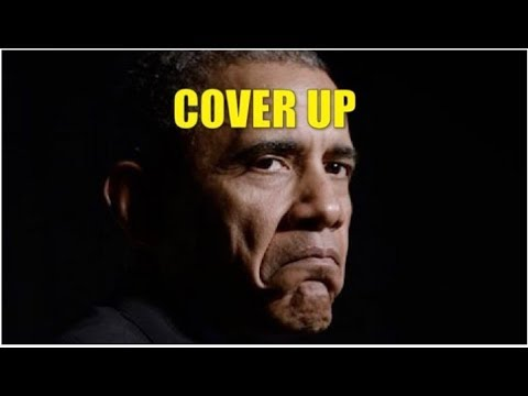 HUMILIATED OBAMA JUST ACCUSED TRUMP OF COOKING UP INTEL!