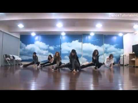 [full] Mirrored Dance Tutorial || Girls' Generation【소녀시대】the Boys ~ ¡step By Step! video
