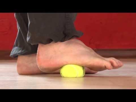 Упражнения для стоп от Михаила Пинтосевича, часть 1
