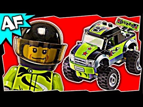 MONSTER TRUCK Lego City 60055 Great Vehicles Building Set Review