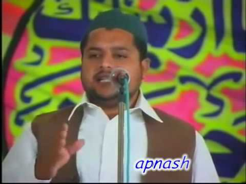 Zaheer Abbas Faridi Beautifull Naats (apnasharee) video