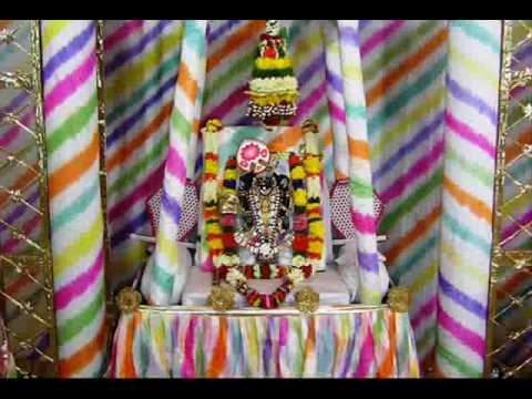 Bhajan - Mara Shrinathji Ne Sona Ni....... video