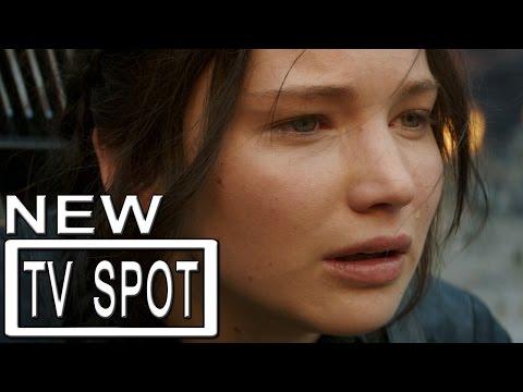 The Hunger Games Mockingjay Part 1 Choice TV Spot Official