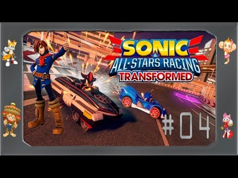 Sonic All Star Racing Transformed - #04