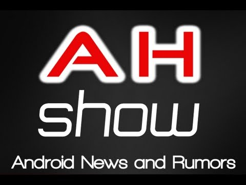 AH Show #18 AH Show #18 - Nexus Launch; HTC & Apple Deal; Ingress; Google Wireless and More