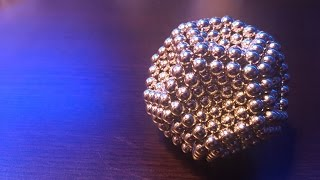 Awesome Penta Duodecahedron Tutorial (Magnets)
