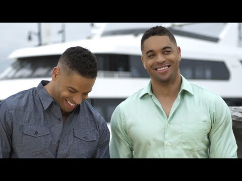 HodgeTwins Behind The Scenes Urban Lux Magazine Photo Shoot