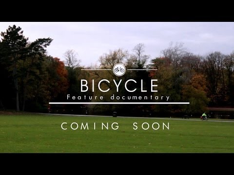 "Support the film here: http://www.indiegogo.com/projects/bicycle-film This is the pitch video for ""Bicycle"" a feature documentary currently in production abo..."