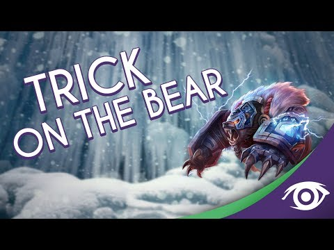 TRICK2G ON THE BEAR [Yellcast Ft. Wowcrendor]