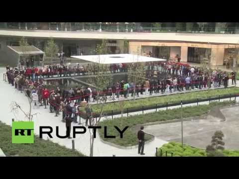 Turkey: First Apple store opens doors in Istanbul