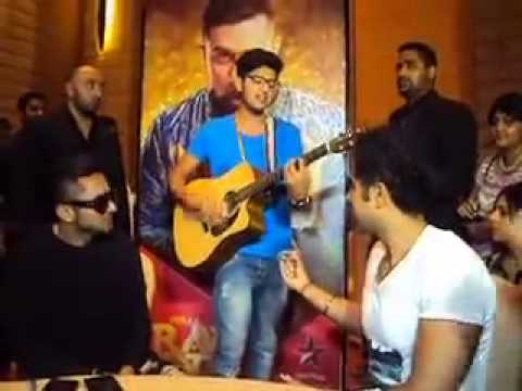Darshan Raval - Raw Star - Star Plus - Yo Yo Honey Singh - Ahmedabad