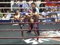 Muay Thai Fight - Chaiyo vs Gingsanglek, Rajadamnern Stadium Bangkok - 7th October 2015