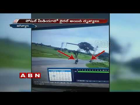 CCTV Footage | Overspeeding bike hits another bike | Red Alert