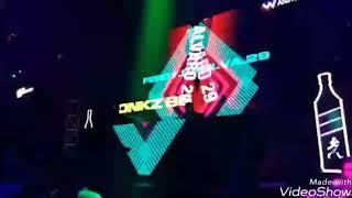 Happy party tiga aktor super keren Dj Aycha on the mix THE WAREHOUSE