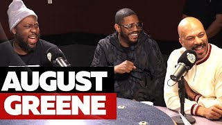 Common Opens Up On Kanye For First Time, Past Beefs & More w/ August Greene