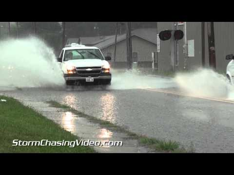8/7/2014 Marion, IL Street Flooding & Heavy Rains