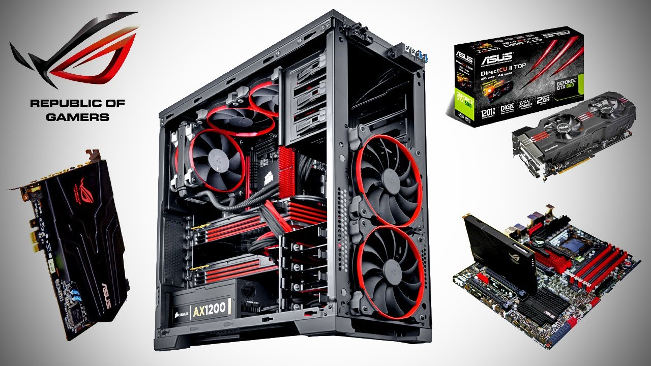 Ultimate Gaming pc Project