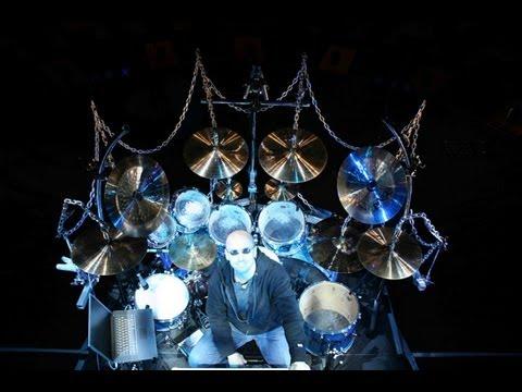 Queensrÿche 'Gonna Get Closer To You' (lyrics) ; Drum-Remix / Drumcover by Willem van Maanen