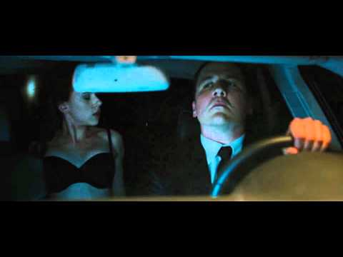 Scarlett Johansson striping in Iron Man 2 (Car Scene)