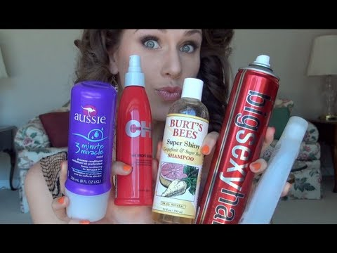 Beauty On A Budget : 5 Drugstore Hair Products To Love!