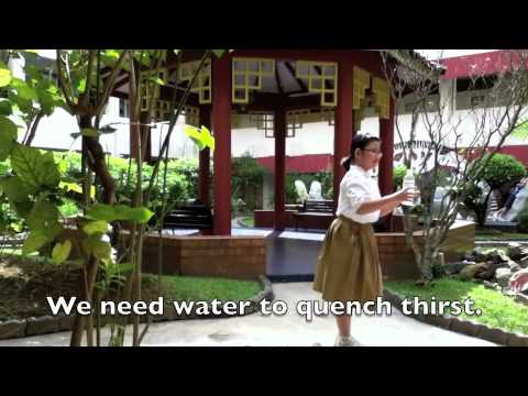 Water Conservation Video Competition 2011/12 - Qi Hua Pri Sch, Singapore