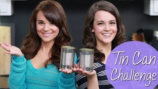 TIN CAN CHALLENGE