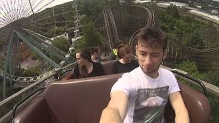 Walibi with friends - Weerwolf 1