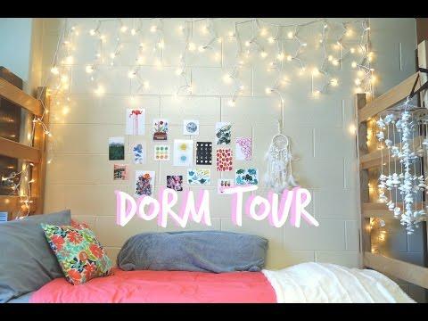 DORM ROOM TOUR/UNL