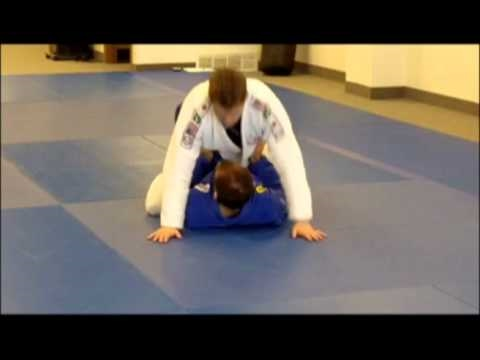 How To Escape The Mount & S-Mount - Advanced Jiu Jitsu Techniques Image 1
