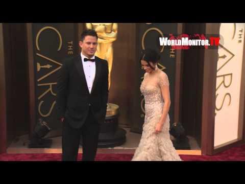 Will Smith, Channing Tatum, U2 Band, Jamie Foxx 86th Annual Academy Awards