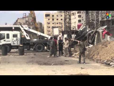 Car Bomb in Syria Kills at Least 6