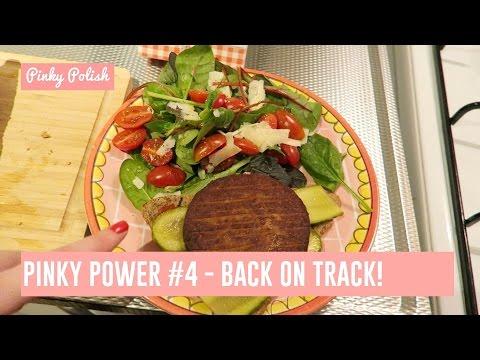 Back On Track! Pinky Power #4   Pinkypolish.nl video