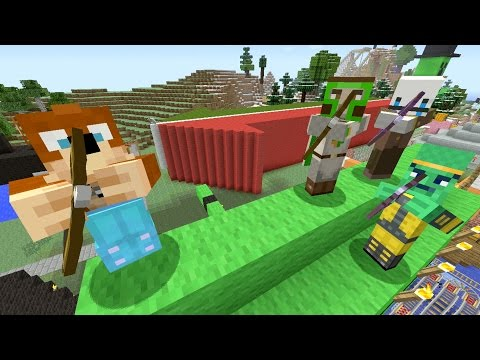 Minecraft Xbox Giant Arrow 287