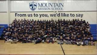 Central Michigan University Students help Mountain Mission School