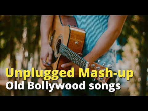 Unplugged Fusion of Old Indian movie songs - Medley -  (Use...
