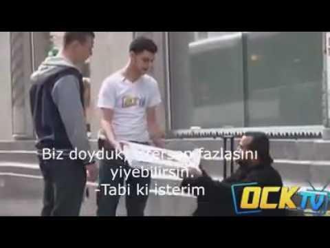 EVSİZ ADAMDAN İNSANLIK DERSİ (SOSYAL DENEY)