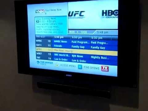 Sony Bravia Lcd Flat Screen Wall Mount Tv Installation