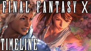 Final Fantasy X Story - Timeline Of Spira (Spoilers)