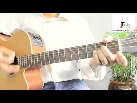 Tere mere saath jo hota hai (Lucky Ali) guitar lesson www.tamsguitar.com