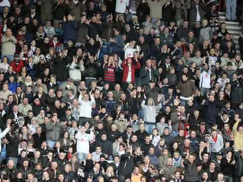Fulham Song . Fulham FC from Cars by Gary Numan by Dominic Frisby Video