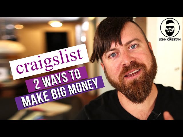 Make 100 Per Day On CRAIGSLIST Without Posting Ads