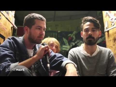 Giffo chats with Local Natives - Scenewave Sessions