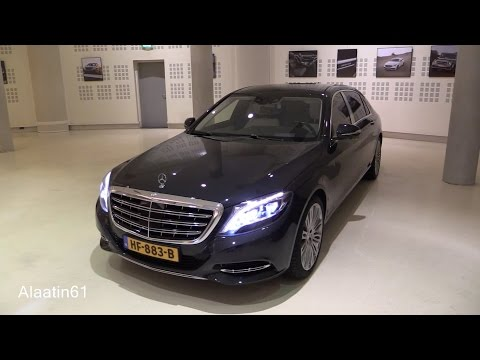2017 Mercedes Maybach S Class - Start Up, In Depth Review Interior Exterior